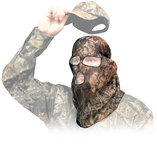 Primos Mask Full Hood Poly Net MOBU
