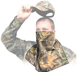 Primos Half Mask Mossy Oak Break-up
