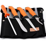 EKA Butcher set Orange